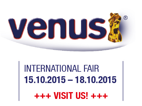 Visit Venus International Fair website in English