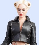 Stud Leather Jacket